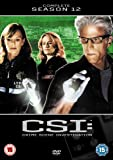 CSI: Crime Scene Investigation - Las Vegas - Season 12 [DVD]