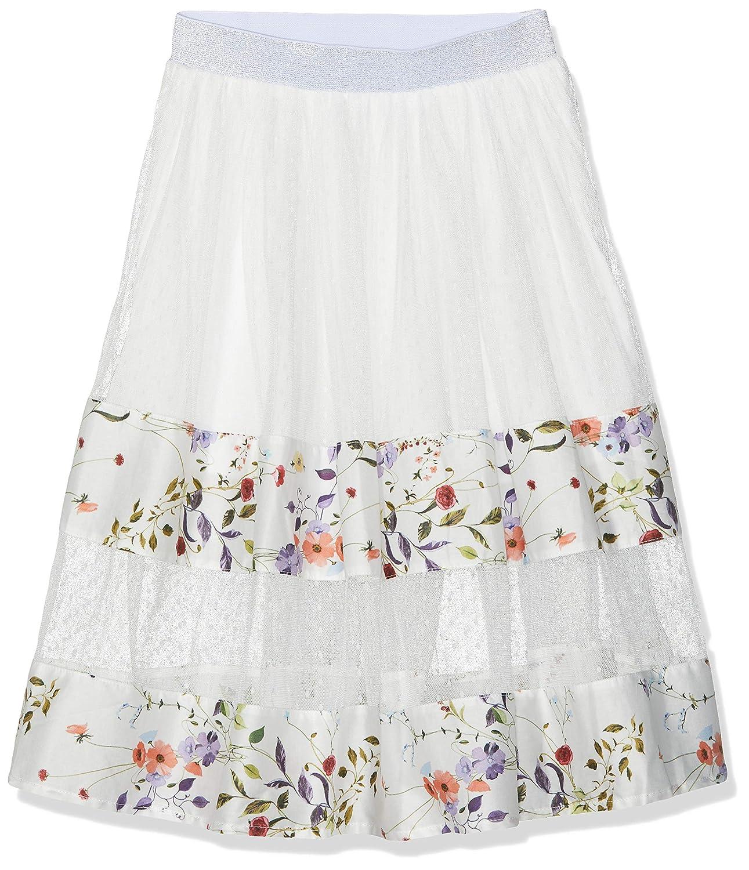 NAME IT Nkfhussa Long Tulle Skirt Falda para Niñas: Amazon.es ...