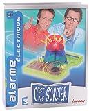 Lansay - 75050 - Jeu Educatif et Scientifique - C'est Pas Sorcier - Boîte d'expériences - Alarme Electronique