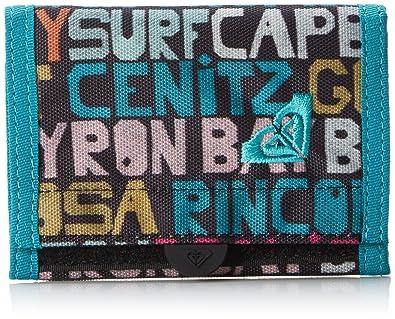 Amazon.com: Roxy Womens Small Beach J Wallet Small Typo ...