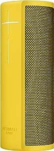 Ultimate Ears Blast Portable Wi-Fi/Bluetooth Speaker, Yellow Lemonade
