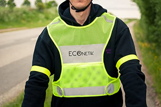 Back To Search Resultshome Sweet-Tempered Breathable Mesh Reflective Vest High Visibility Safety Cycling Safety Vest Man Lightweight Bike Vest