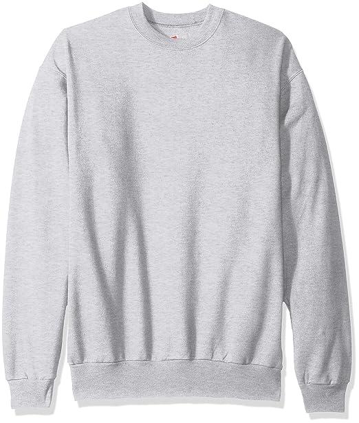 b5d80267c70 Hanes Men s EcoSmart Fleece Sweatshirt  Amazon.ca  Clothing ...