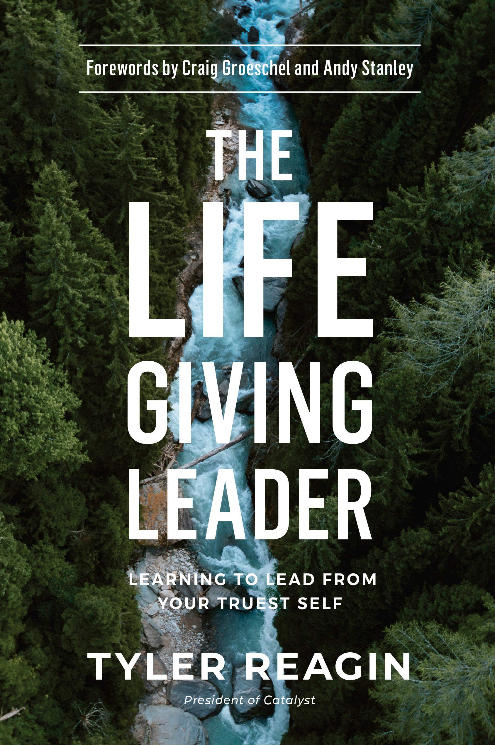 The Life Giving Leader  Learning To Lead From Your Truest Self