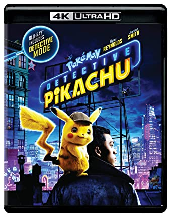Pokémon: Detetive Pikachu (2019) Torrent BluRay Remux 4K Dual