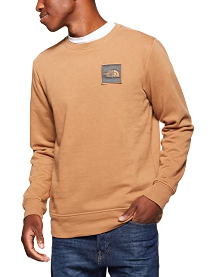 6d7a34ed7392 The North Face Men's Pullover Novelty Box Crew