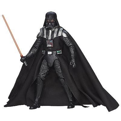 "2014 Star Wars 6"" Black Series 03 Figure 02 Darth Vader"