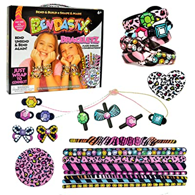 Bendastix by Fibre-Craft Braceletz Box Kit: Toys & Games