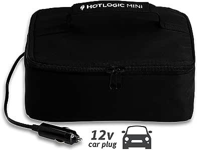Hot Logic Food Warming Tote 12V, Lunch, Black