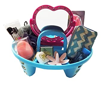 Amazon trending 1 beauty gift basket for girls or tweens trending 1 beauty gift basket for girls or tweens perfect for easter basket negle Image collections