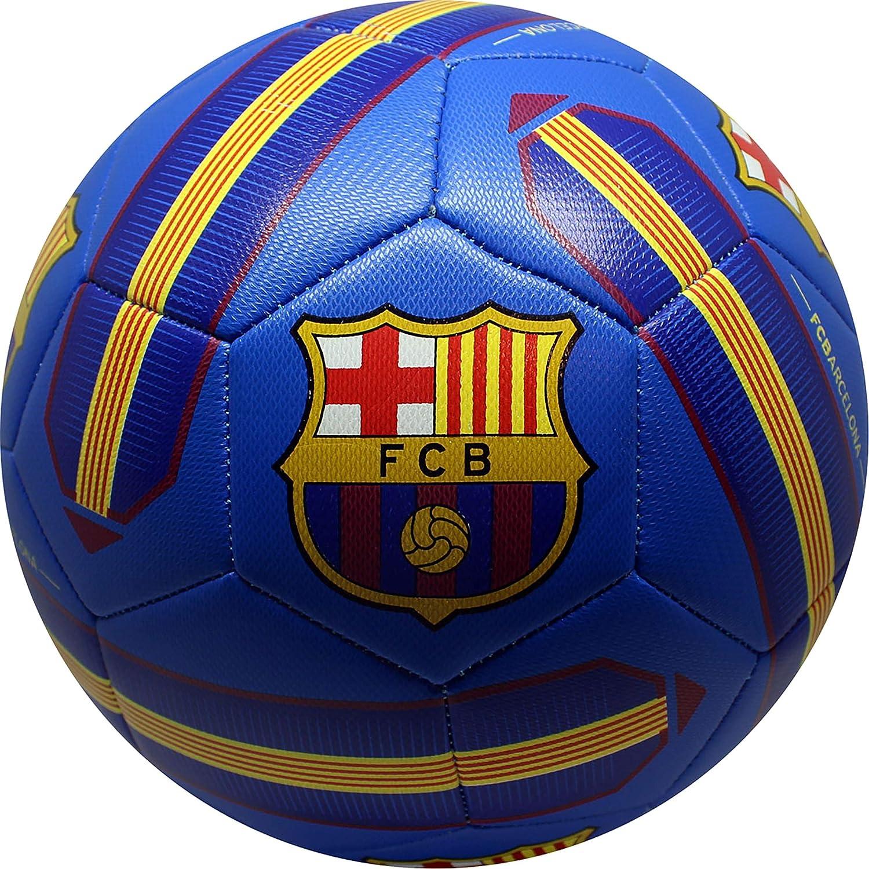 CASARI B.V. - Niños Barcelona blaug Rana BL, Red de fútbol Blue, 5 ...