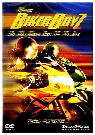 Poster film Biker Boyz