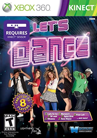 Lets Dance - Xbox 360 by Maximum Games: Amazon.es: Videojuegos