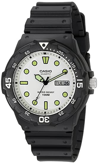 507ee9698 Image Unavailable. Image not available for. Color: Casio Men's MRW200H-7EV  Sport Resin Watch