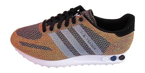 half off 1337d bc1bc Adidas Originals LA Trainer Weave Mens Trainers M21357 delle scarpe da  tennis (UK 7.5 Us 8 Eu 41 1 3  Amazon.it  Scarpe e borse