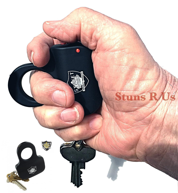 Sting Ring 18 Million Stun Gun w/ KEY RING