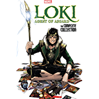 Loki: Agent Of Asgard - The Complete Collection (English Edition)
