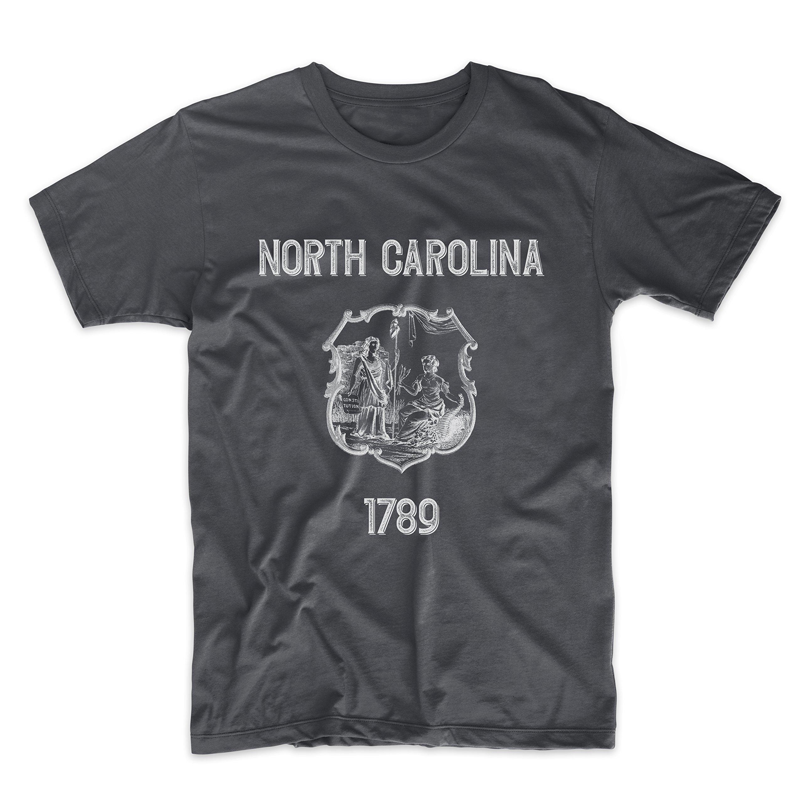 North Carolina Coat of Arms T Shirt