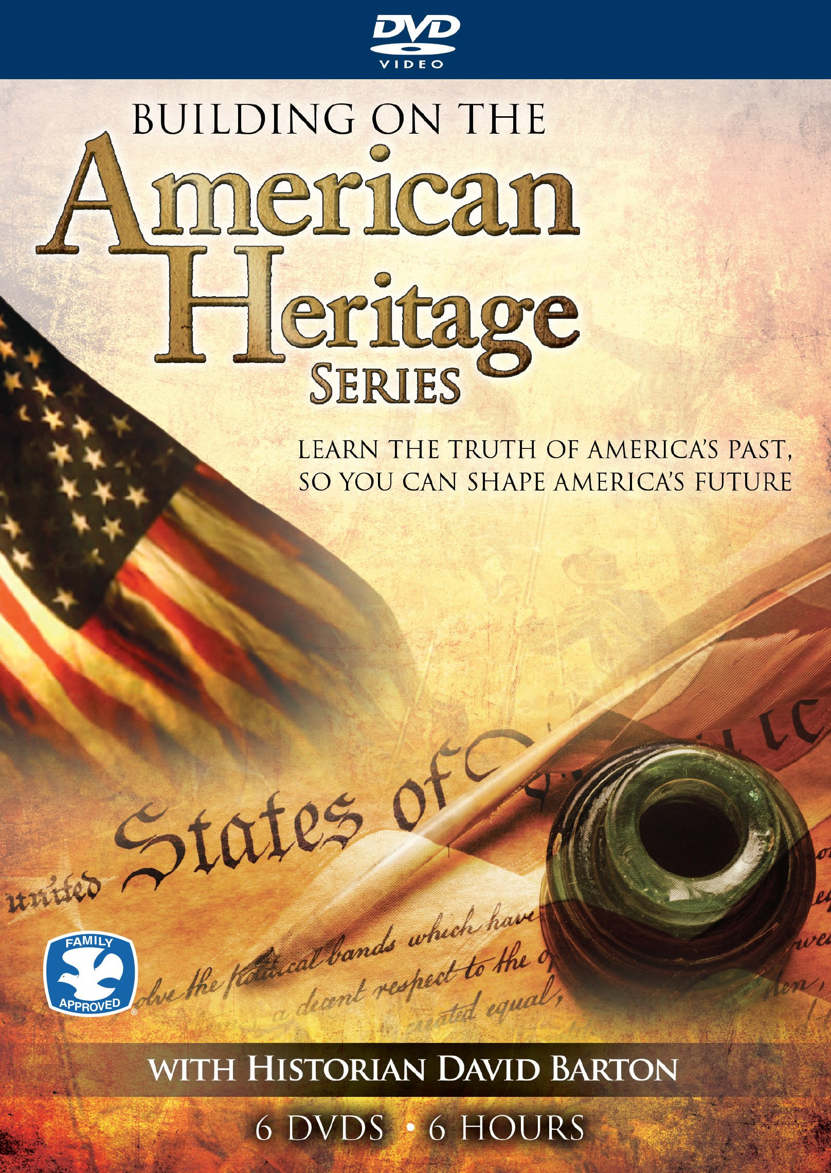 Building on the American Heritage Series [HD DVD]