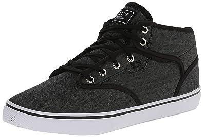 Men's Globe Motley Skate Shoe Mid YeEDHW92I