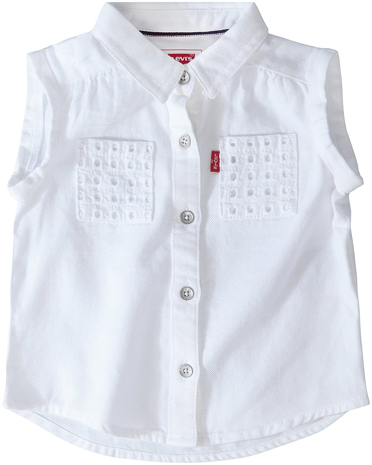 Levi's Baby Girls' Short Sleeve Shirt 114337