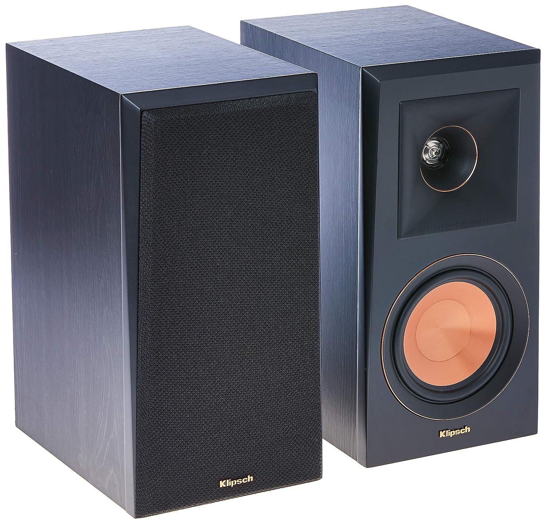 Klipsch RP-500M Altavoz 75 W Negro Alámbrico - Altavoces (Alámbrico, 75 W, 48-25000 Hz, 8 Ω, Negro)