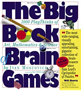 Entertain Your Brain: More than 850 Puzzles!: Terry Stickels, Ella ...
