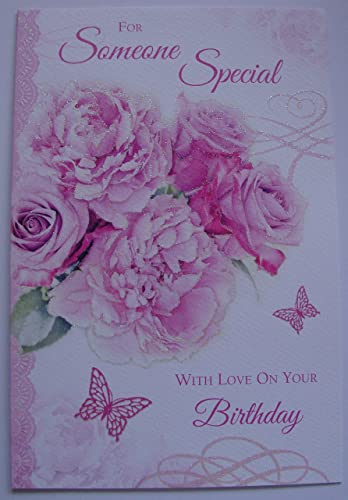 Amazon For Someone Special On Your Birthday Ladies Lovely Verse