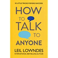 How to Talk to Anyone by Leil Lowndes - Paperback