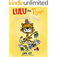 LULU the Tiger & The Missing Shoes: A Children's Book about Friendship, Sharing and Social skills (LULU's Adventures)