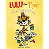 LULU the Tiger & The Missing Shoes (Pop-Up Text Edition): A Children's Book about Friendship, Sharing and Social Skills (LULU