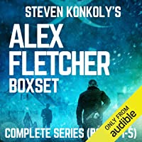 Alex Fletcher Boxset, Complete Series: Books 1-5