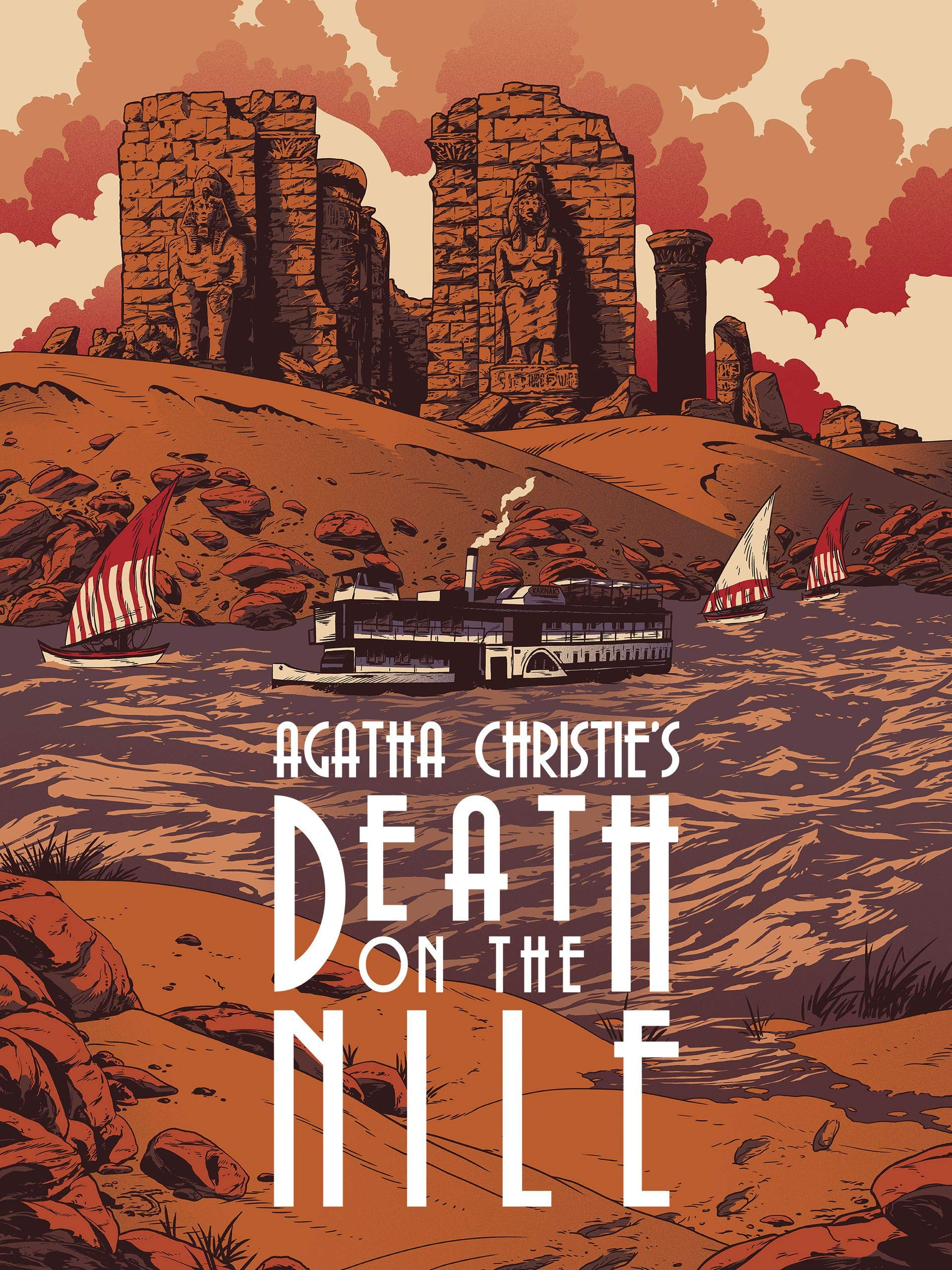 Watch Death on the Nile | Prime Video
