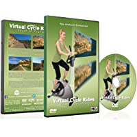 Virtual Cycle Rides - South Of France - for indoor cycling, treadmill and running workouts