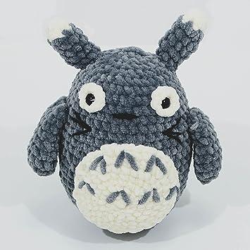 Amazon Totoro Toy Totoro Crochet Pattern Amigurumi Totoro