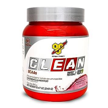 BSN Clean BCAA Sandia, 240 gr