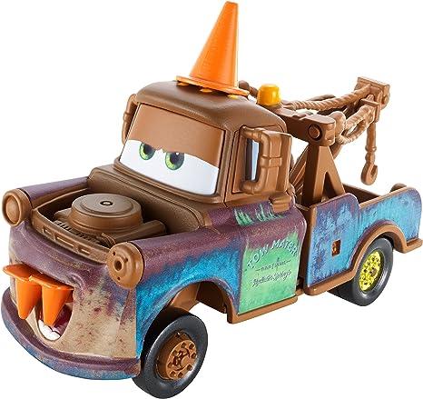 Disney Pixar Cars Mater with cone teeth