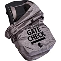 J.L. Childress DELUXE Gate Check Bag for Car Seats - Premium Heavy-Duty Durable Air Travel Bag, Backpack Straps - Fits…