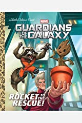 Rocket to the Rescue! (Marvel: Guardians of the Galaxy) (Little Golden Book) Kindle Edition