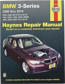 bmw 3 series e90 e91 e92 e93 service manual 2006 2007 2008 rh amazon com 2007 bmw 328i coupe owners manual pdf Custom 2007 BMW 328Xi Coupe White