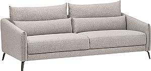 Amazon Brand – Rivet Berkshire Mid-Century Modern Sofa Couch, 82.6