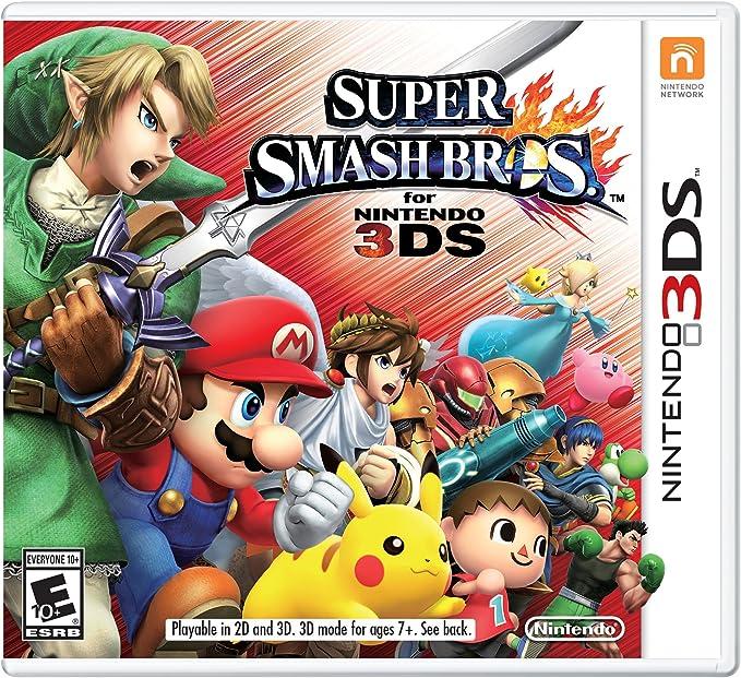 Super Smash Bros, 3DS