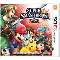 Super Smash Bros. - Nintendo 3DS Smash Bros. Edition