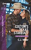 Colton's Texas Stakeout (The Coltons of Texas)