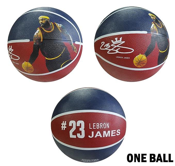 Amazon.com: Isport – Regalos James Baloncesto ✓ Tamaño 5 ...