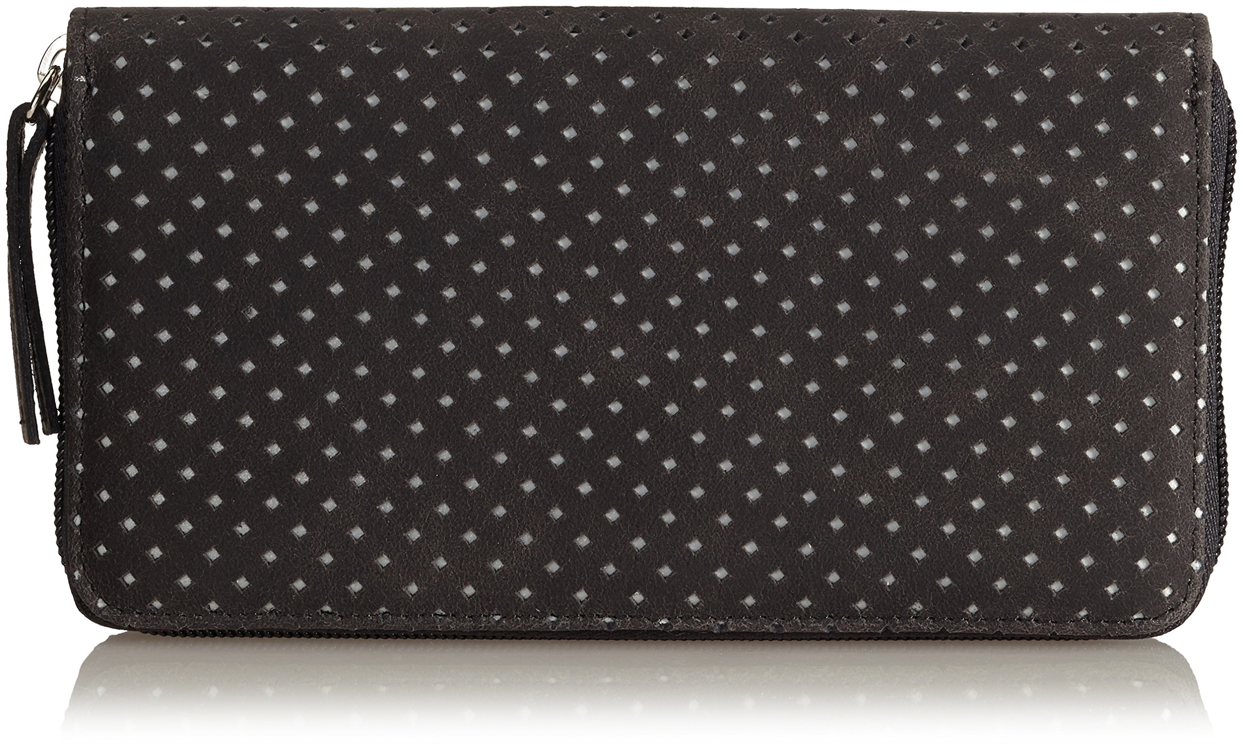 Jost Credit Card Case, 18 cm, Lava 1821-718