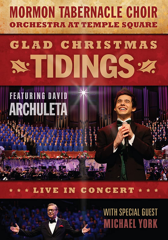Amazon.com: Glad Christmas Tidings Featuring David Archuleta and ...