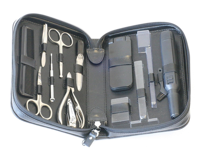 Astuccio manicure – Cucito – Scarpe Davidt s Reference d476041 colore 01 – nero