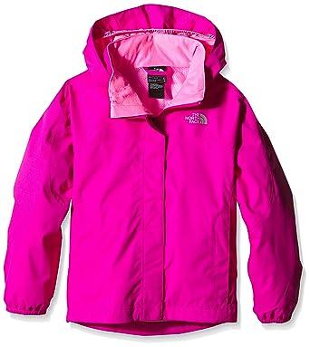 21b8e66882df The North Face Kids Girls Resolve Reflective Jacket (Little Big Kids)