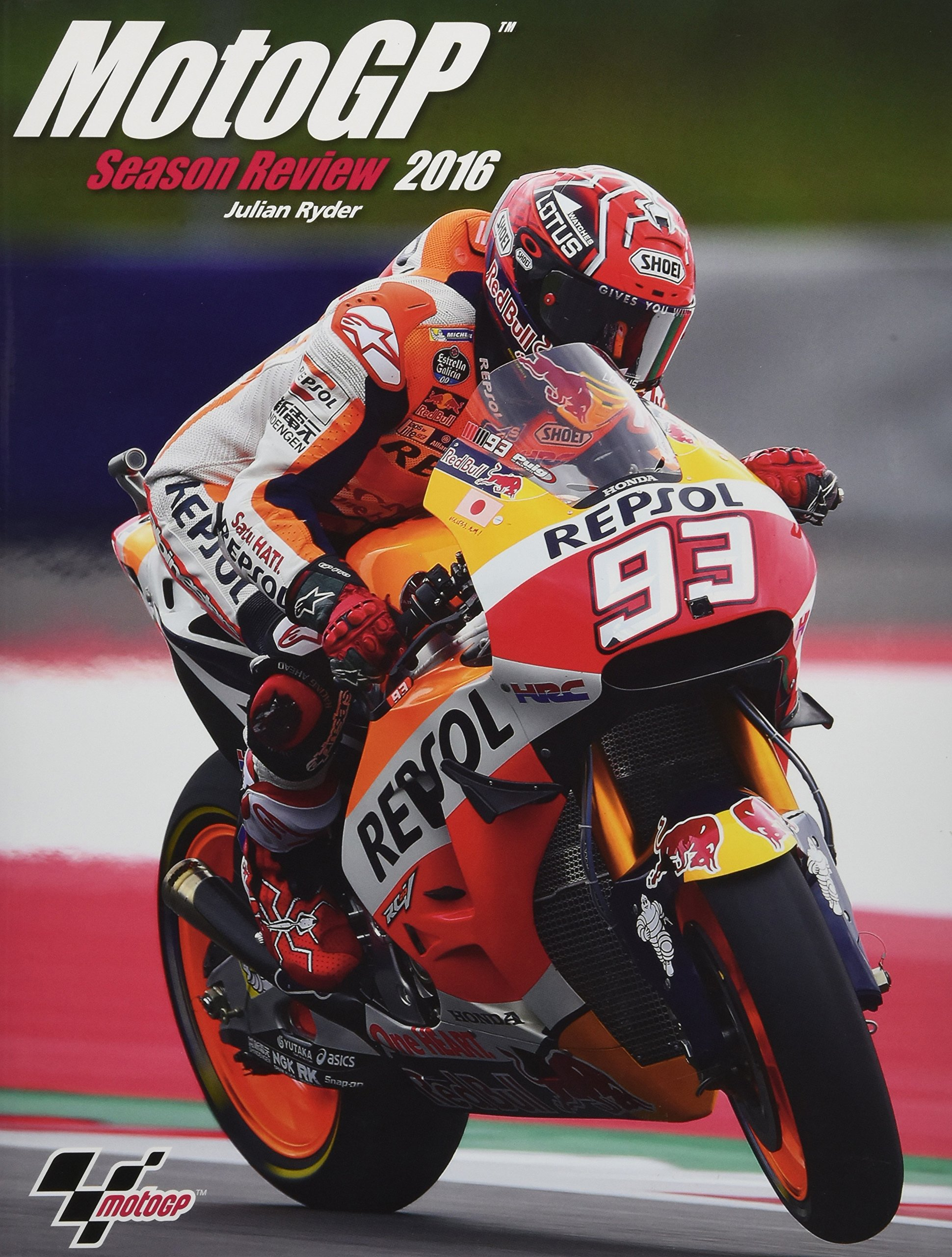 Download Official MotoGP Season Review 2016 pdf